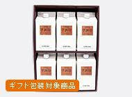 リキッドアイスコーヒーギフト 6本入り(加糖)